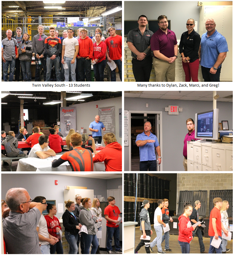 Rexarc Celebrates National Manufacturing Day 2017