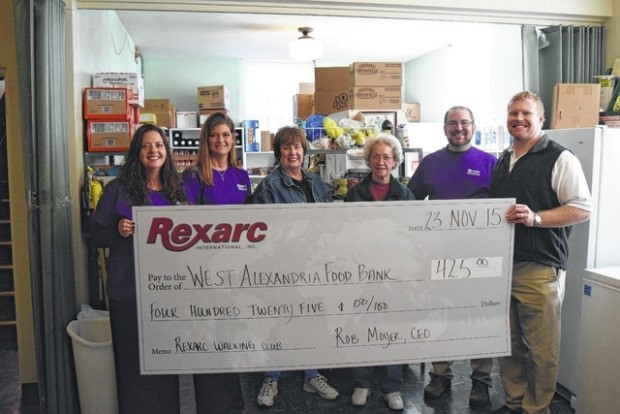 Foodbank Charity Drive